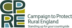 Logo for the Campaign to Protect Rural England